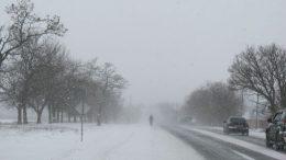 Снігопад - Одещина