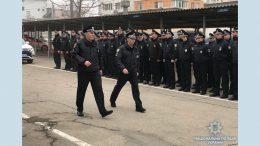 Управління патрульної поліції - новобранці