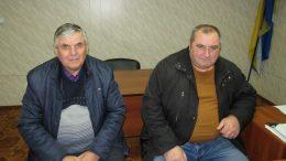 фермеры: Владимир ВАРБАНЕЦ и Петр КОЗАК