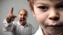 агрессия родного отца