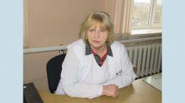 Валентина КИРИК, главный врач Николаевской районной больницы
