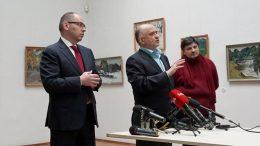 новий директор Одеського художнього музею - Олександр Ройтбурд