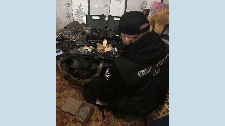 мережа збуту вогнепальної зброї