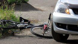 наезд на велосипедистку - Измаил