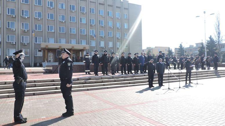 патрульная полиция - Измаил