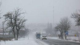 погодні умови та стан проїзду на дорогах