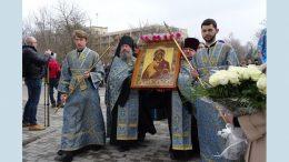 праздник Феодоровской иконы Божией Матери - Измаил