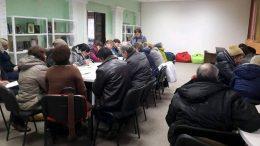 семінар-нарада для клубних працівників району - Окни