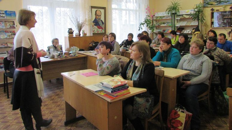Бібліотека - семінар - Татарбунари