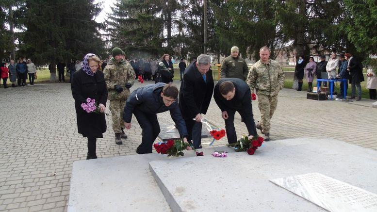 День визволення Ширяївського району від німецько-фашистських загарбників