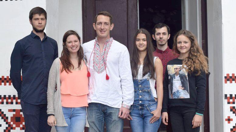 Корпус Миру - волонтери - Саврань