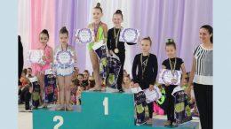 Международный турнир по художественной гимнастике «Юнона» - Измаил