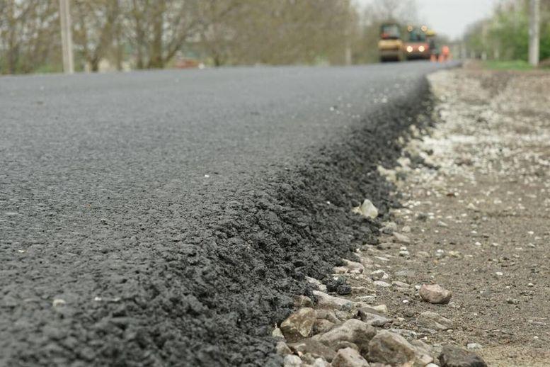 Саврань-Бакша-Заплази-Любашівка - ремонт дороги - 1