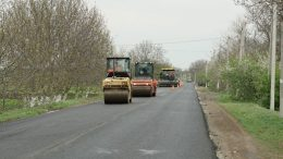 Саврань-Бакша-Заплази-Любашівка - ремонт дороги