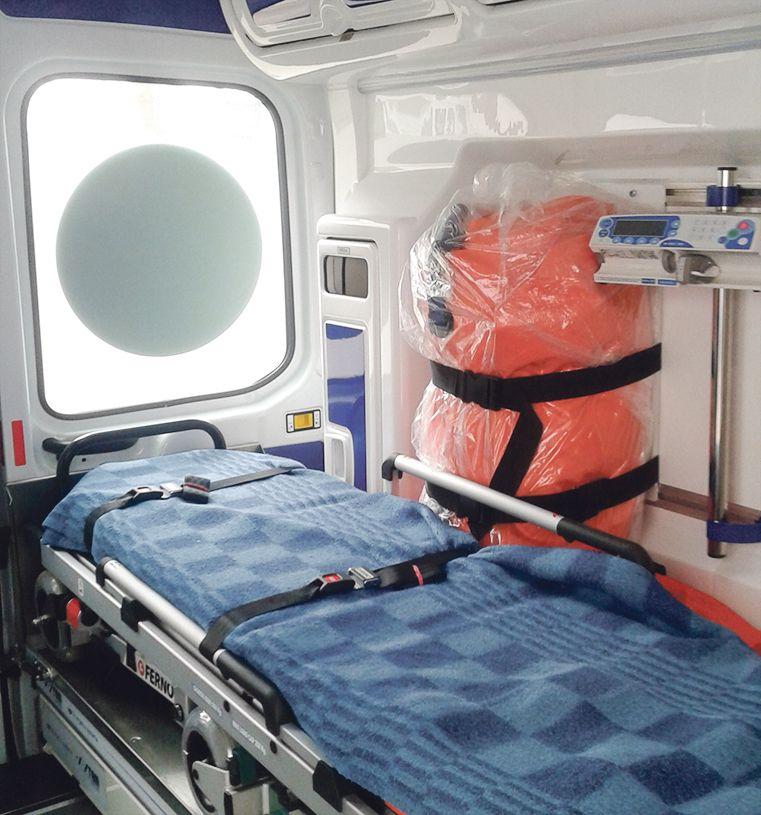 Великомихайлівська центральна районна лікарня - швидка допомога - 1