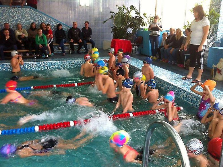 басейни Палацу спорту «Юність» - Черномоськ - 1
