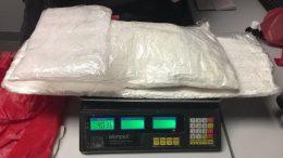 іноземнй наркокур'єр - Служба безпеки України - кокаин