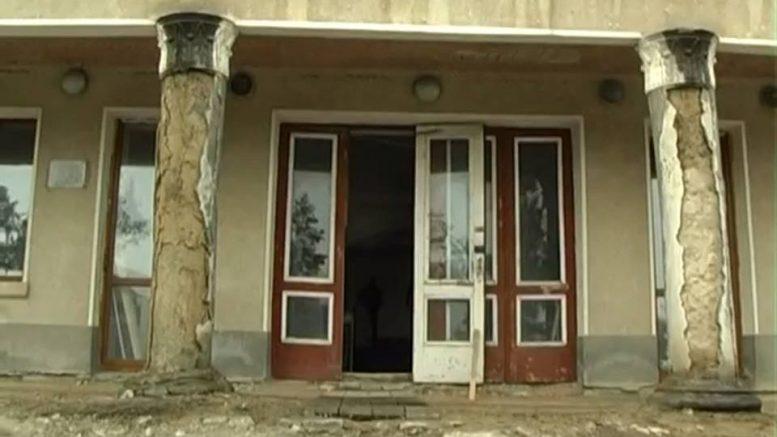 кинотеатр «Родина» - Балта - ремонт