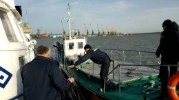 морські міни - Дунай