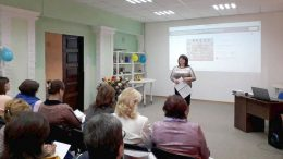 нарада для бібліотечних працівників - Бібліотеки єднають Україну - Окни