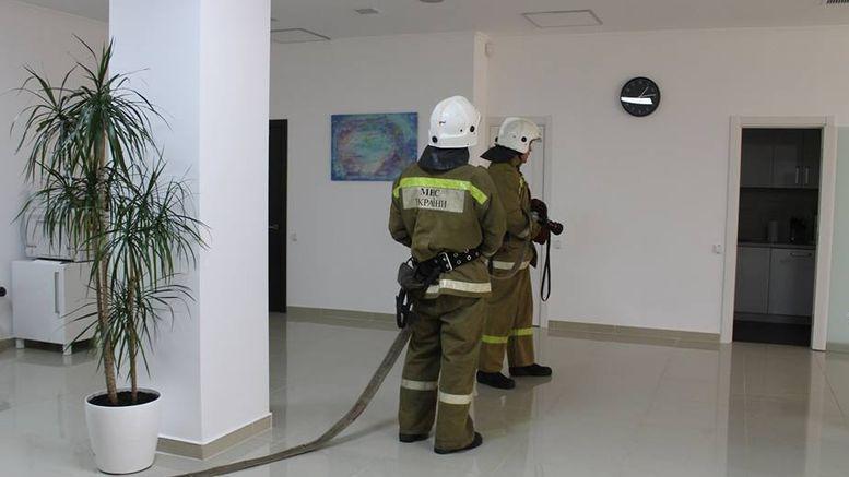 перевірка стану пожежної та техногенної безпеки - Одеса - 1