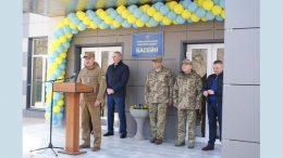 реабілітація учасників АТО - відкриття басейну - Одеса