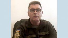 військовий комісар - підполковник Валерій Горбачов - Ширяївський район