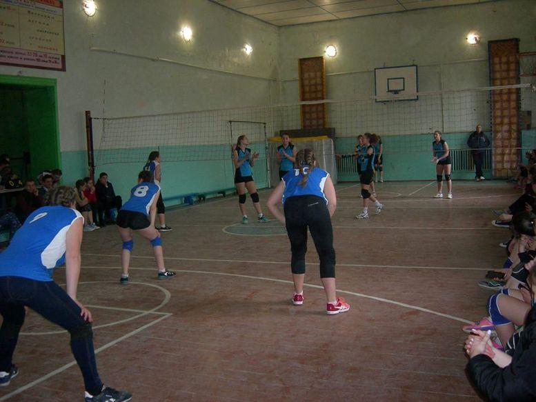 волейбольний турнір - Ананьєв - 1