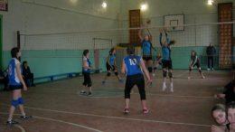 волейбольний турнір - Ананьєв