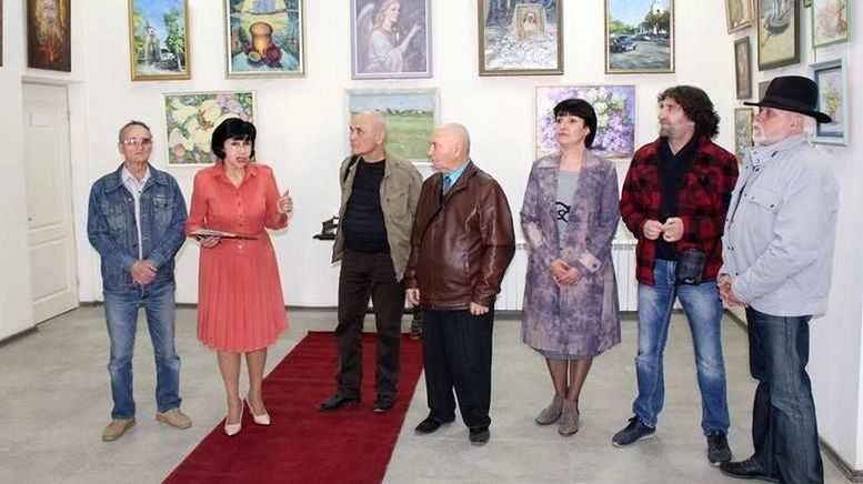 выставка «Благовест» - Измаил