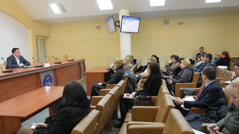 зустріч з платниками ПДВ - Головне управління ДФС в Одеській області