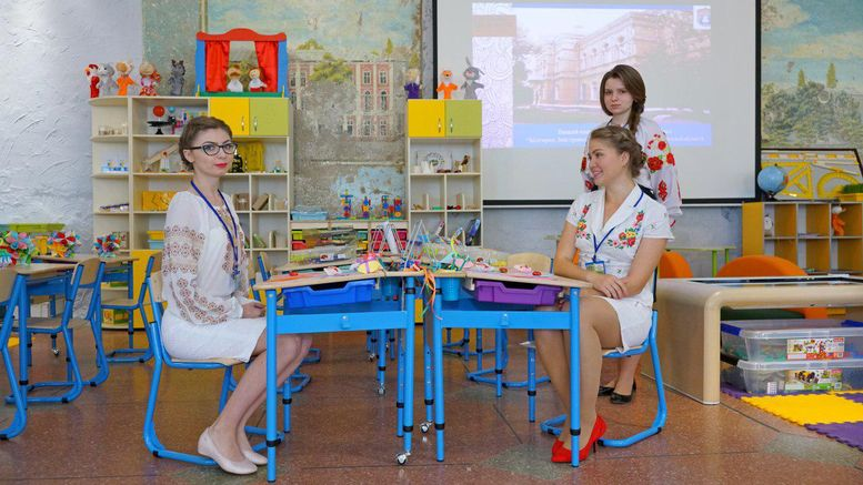 Арсенал ідей Нової української школи - Одеська область