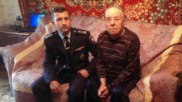 День Победы - ветераны - Измаильский отдел полиции