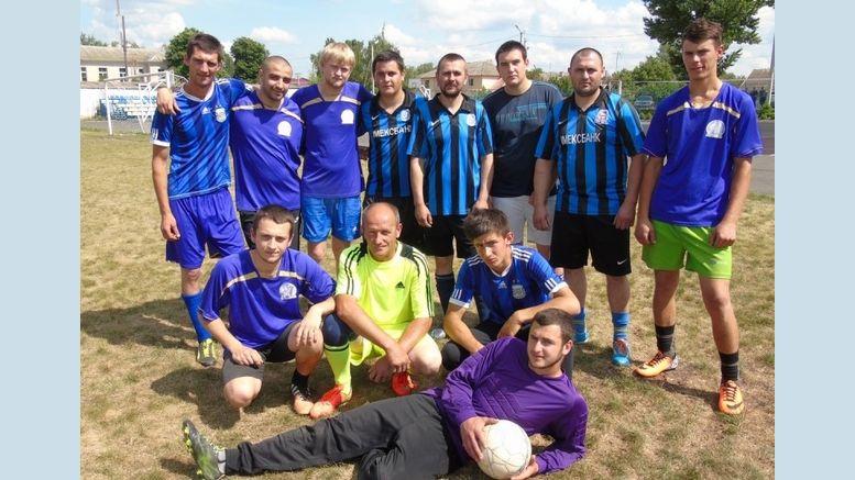 Футбольний турнір - Ширяєве