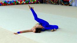 Международный турнир по художественной гимнастике «Веселка» - Измаил