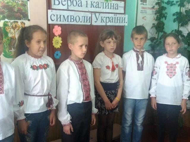 Стрюківська ЗОШ - Нова українська школа - 1