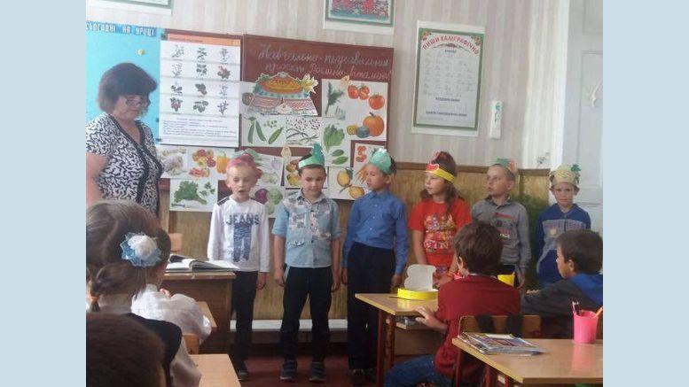 Стрюківська ЗОШ - Нова українська школа