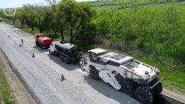Траса Одеса - Вознесенськ - Новий Буг - ремонт