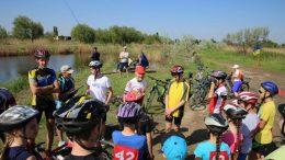 Велосипедный турнир «Загартовуй тіло й дух — допоможе велорух» - Измаил