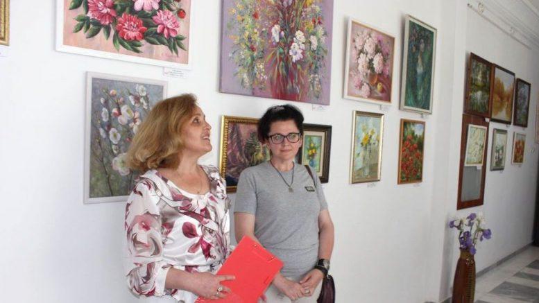 Выставка «Весеннее возрождение» - Измаил