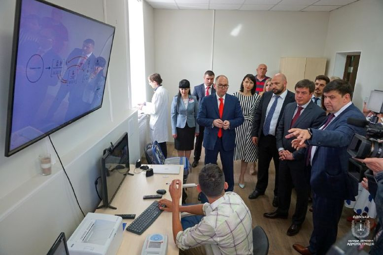 Єдина оперативна диспетчерська служба - Одещина - 2