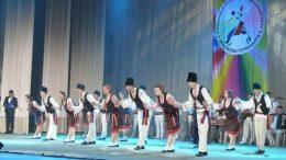 фестиваль-конкурс «Веселкова Терпсихора» - ансамбль «Дор Басарабян»