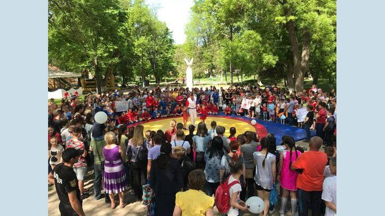 межшкольный чемпионат по самбо - Ананьев