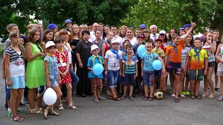 оздоровлення та відпочинок дітей Донецької та Луганської областей - допомога - кошти