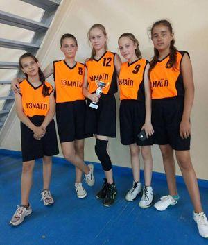 турнир по баскетболу «Гости Занзибара» - Измаил - 1