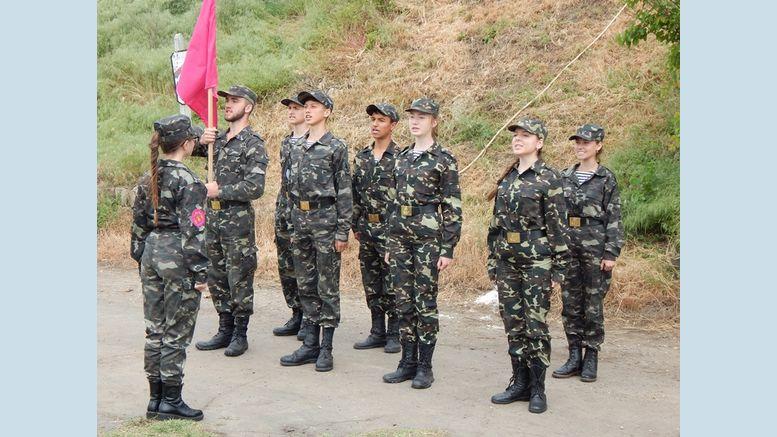 військово-патріотична гра «Сокіл» («Джура») - Ізмаїльський район