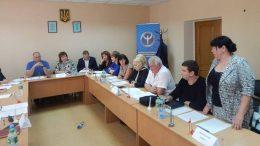 засідання учасників Госпітальної ради госпітального округу №4 - Роздільна