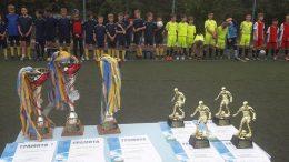змагання відкритої першості Одеської області з міні-футболу - Окни