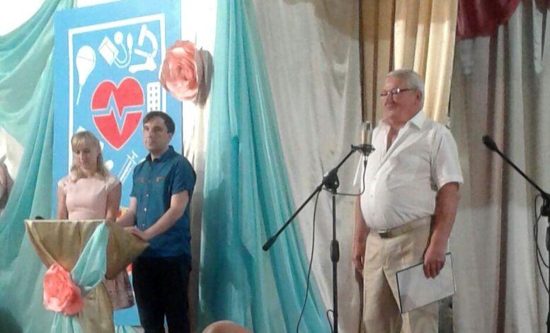День медичного працівника - Велика Михайлівка - 1