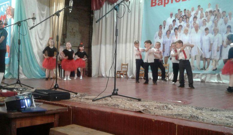 День медичного працівника - Велика Михайлівка -2